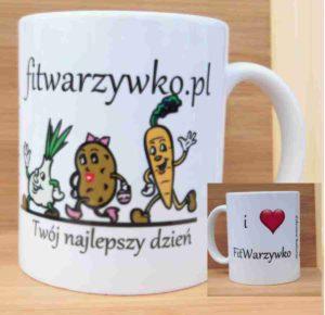 Kubek I Love FitWarzywko